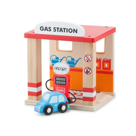 Benzinarie si o masina, New Classic Toys*