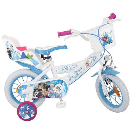 """Bicicleta 12"""" frozen, Toimsa*"""