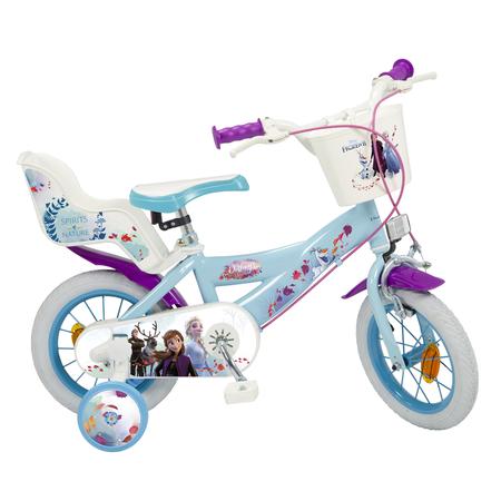 """Bicicleta 12"""" frozen 2, Toimsa*"""