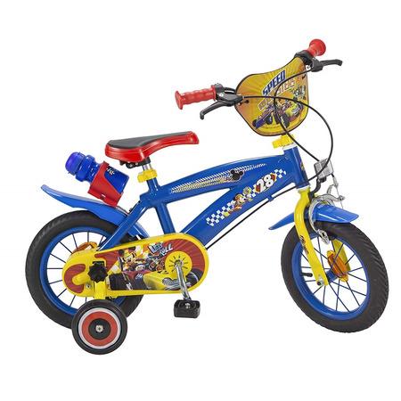 """Bicicleta 12"""" mickey mouse, Toimsa*"""