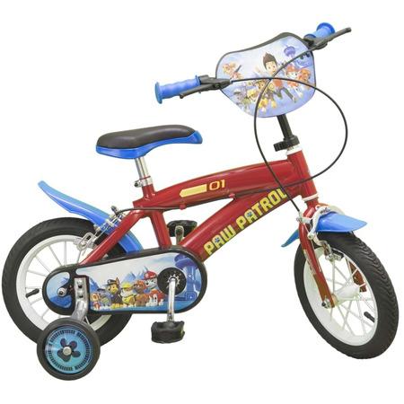 """Bicicleta 12"""" paw patrol, Toimsa*"""