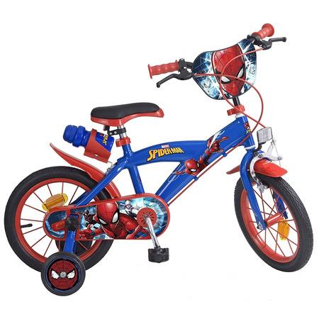 Bicicleta 14'' spiderman, Toimsa*