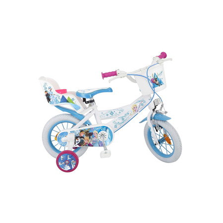 """Bicicleta 14"""" frozen, Toimsa*"""
