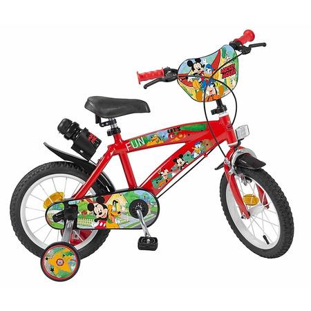 """Bicicleta 14"""" mickey mouse, Toimsa*"""