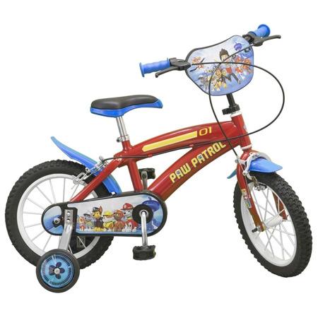 """Bicicleta 14"""" paw patrol, Toimsa*"""