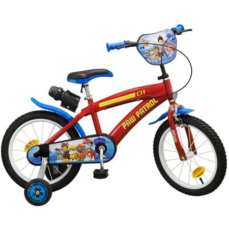 Bicicleta 16'' paw patrol, Toimsa*