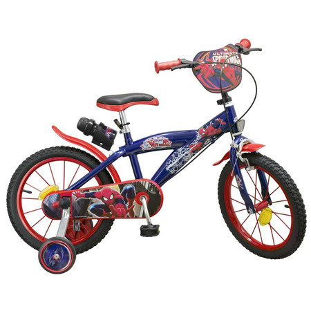 Bicicleta 16'' spiderman, Toimsa*