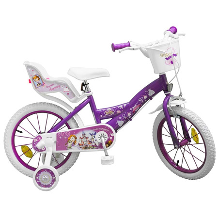 "Bicicleta 16"" sofia the first, Toimsa*"