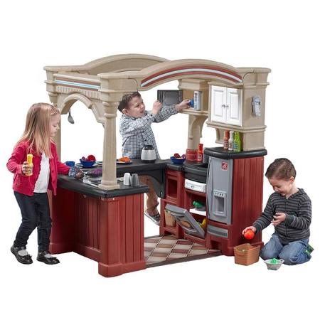 Bucatarie pentru copii - lifestyle grandwalk 2ctns, Step2*