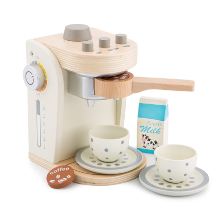 Cafetiera - alb, New Classic Toys*