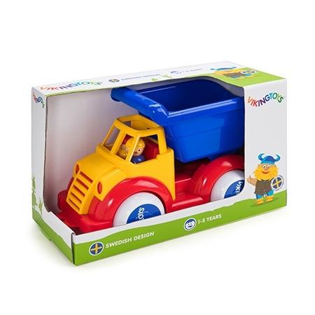 Camion cu 2 figurine - super, Vikingtoys*