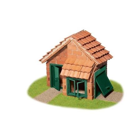 Casa cu tigla, Teifoc*