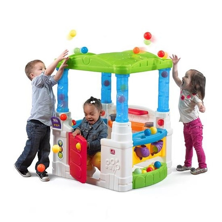 Casuta cu bile wonderball fun house, Step2*