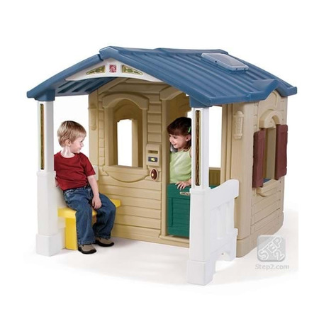 Casuta cu pridvor - naturally playful front porch playhouse, Step2*