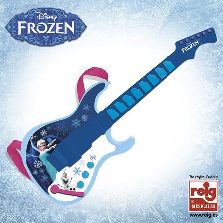 Chitara electronica frozen new, Reig Musicales*