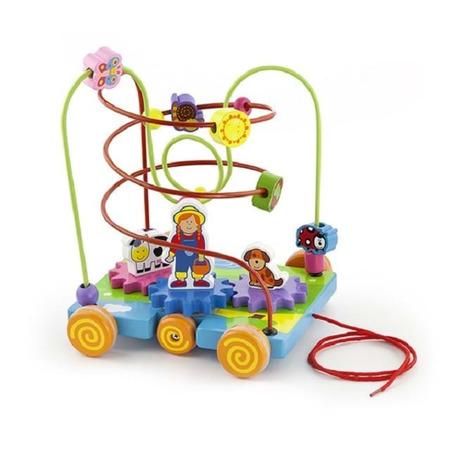 Circuit cu activitati ferma, New Classic Toys*