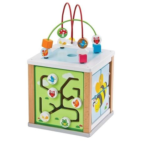 Cub cu 5 activitati, New Classic Toys*