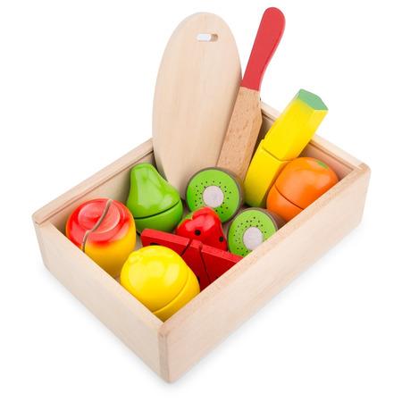 Cutie cu fructe, New Classic Toys*