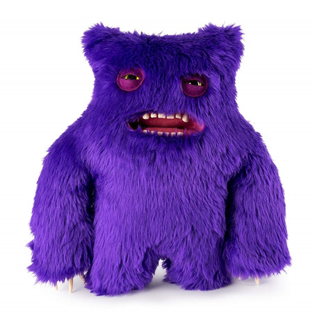 Fuggler monstru mare 31 cm - mov pufos, Spin Master*
