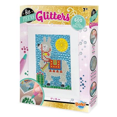 Glitters - lama, Buki France*