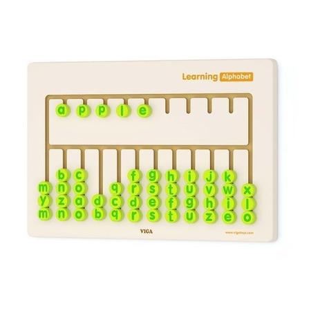 Joc de perete alfabet, New Classic Toys*
