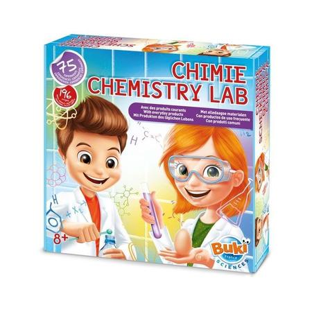 Laboratorul de chimie - 75 de experimente, Buki France*