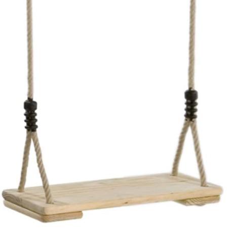 Leagan cu sezut din lemn  pp10 - 2,5 m, Kbt*