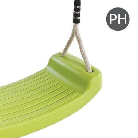 Leagan swing seat pp10 lime green, Kbt*