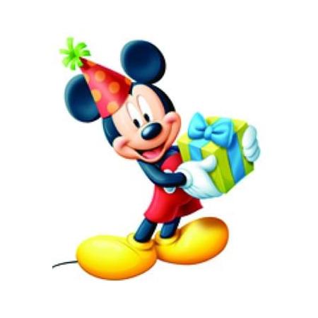 Mickey celebration, Bullyland*