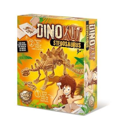Paleontologie - dino kit - stegosaurus, Buki France*