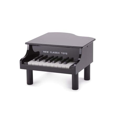 Pian 'grand piano' - negru, New Classic Toys*