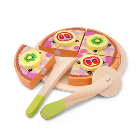 Pizza funghi, New Classic Toys*