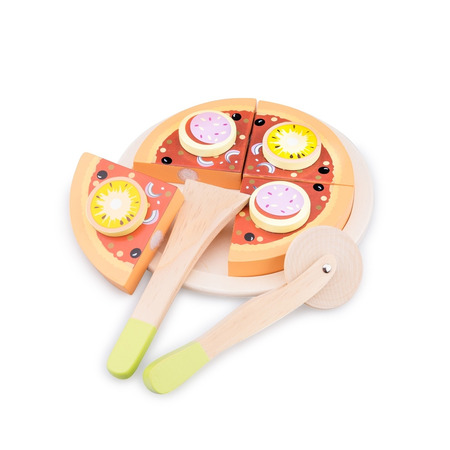 Pizza salami, New Classic Toys*