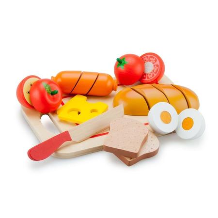Platou cu diferite alimente, New Classic Toys*