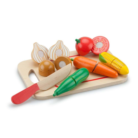 Platou cu legume, New Classic Toys*