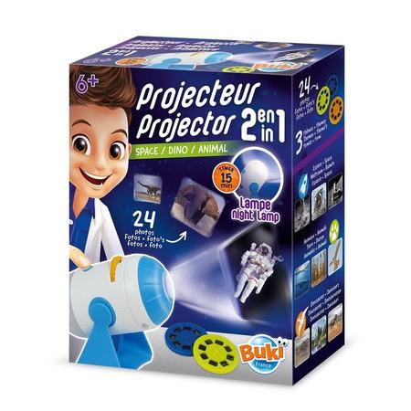 Proiector 2 in 1, Buki France*