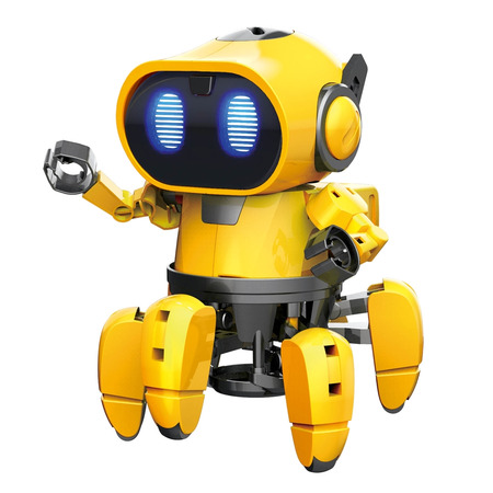 Robot tibo, Buki France*