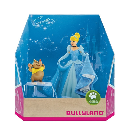 Set cenusareasa - 2 figurine, Bullyland*