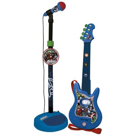 Set chitara si microfon avengers, Reig Musicales*