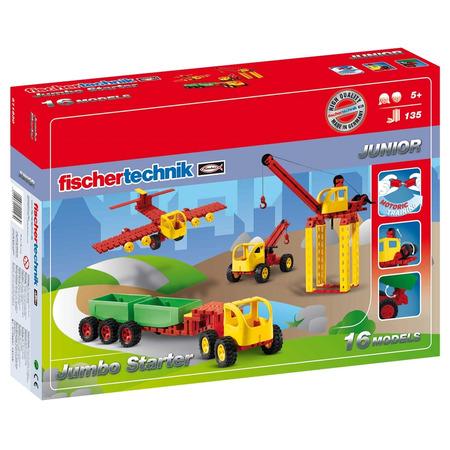 Set constructie junior jumbo starter 16 modele, Fischertechnik*