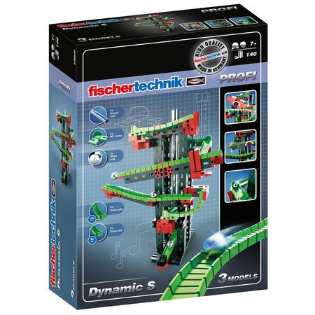Set constructie profi dynamic s - 3 modele, Fischertechnik*