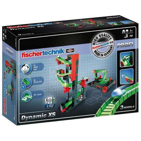 Set constructie profi dynamic xs - 3 modele, Fischertechnik*