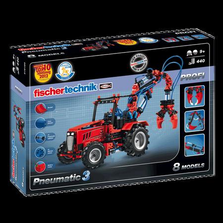 Set constructie profi pneumatic 3 - 8 modele, Fischertechnik*