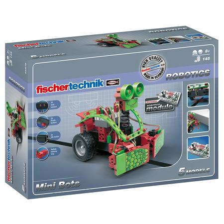 Set constructie robotics mini bots, Fischertechnik*