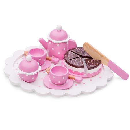 Set de ceai cu tavita, New Classic Toys*