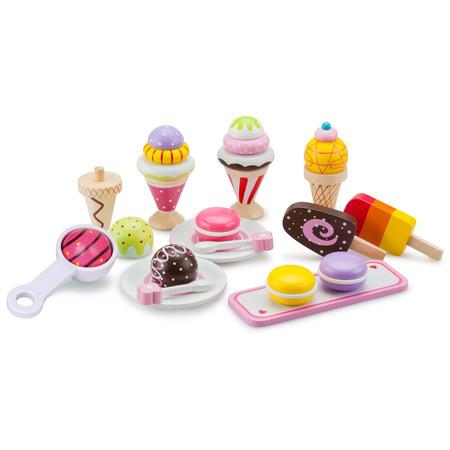 Set de inghetata, New Classic Toys*