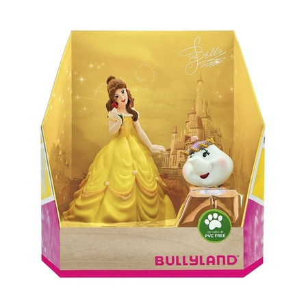 Set frumoasa si bestia - 2 figurine, Bullyland*