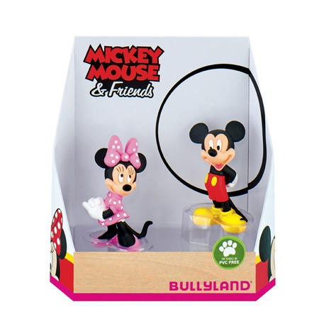 Set minnie si mickey, Bullyland*