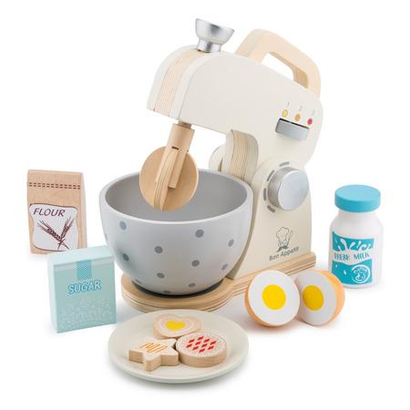 Set mixer - alb, New Classic Toys*