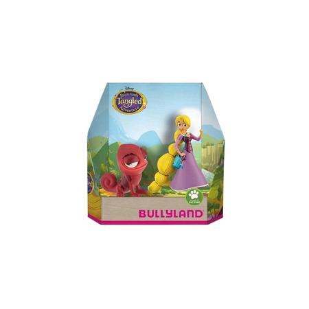 Set rapunzel la plimbare - 2 figurine, Bullyland*
